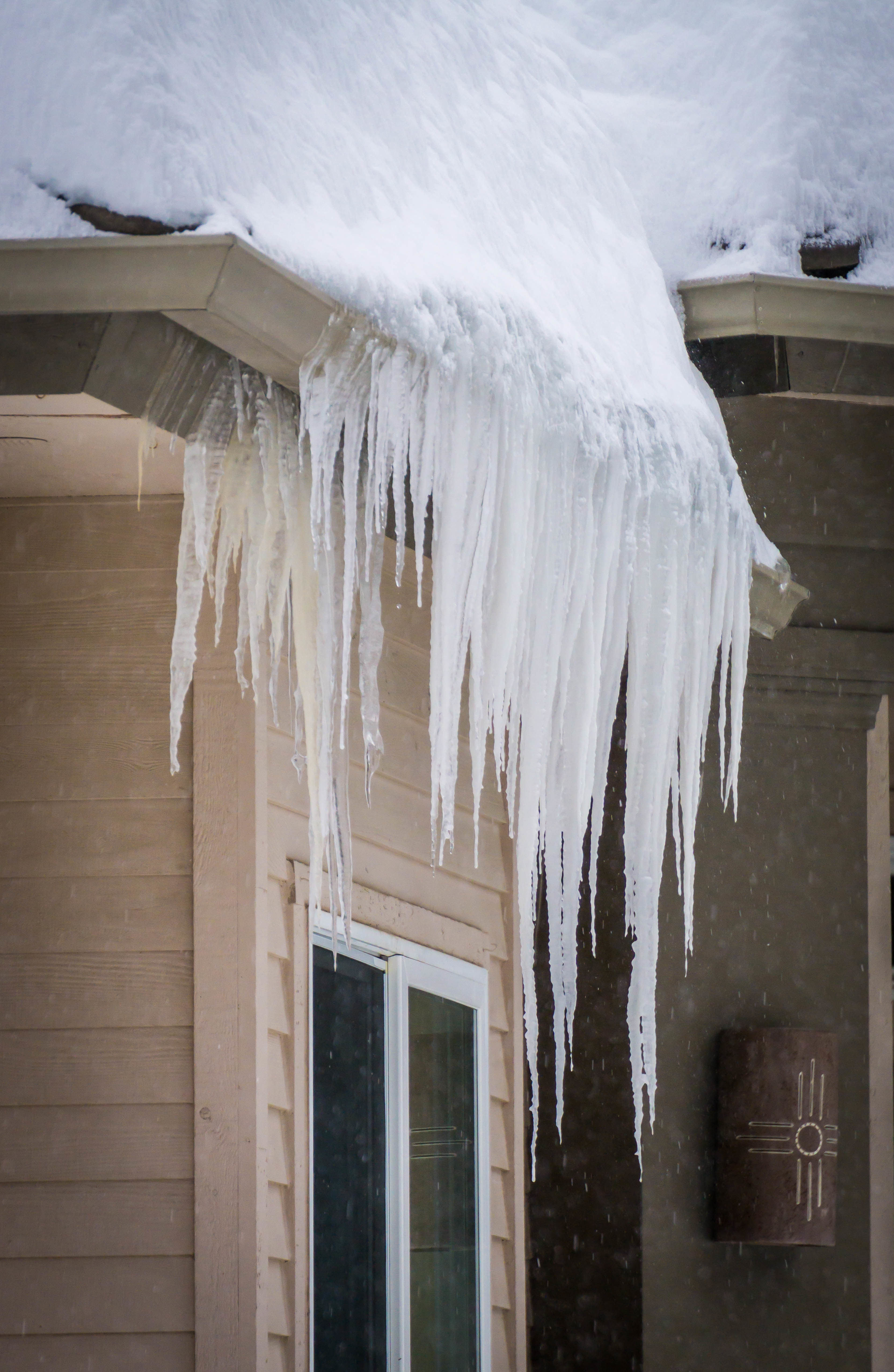 What Do Icicles Hanging From Your Roof Mean