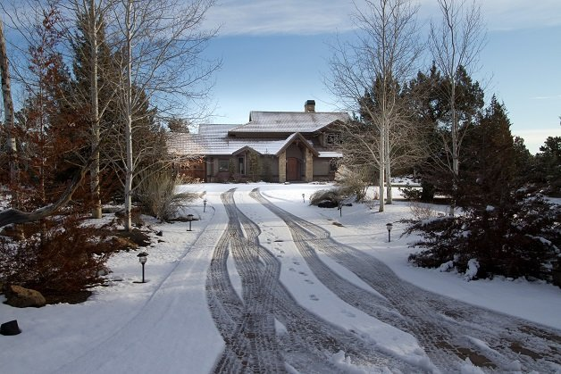 Bend Oregon Real Estate Winter
