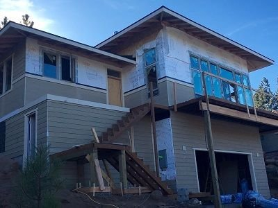 Bend Oregon New Construction