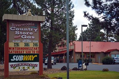 Deschutes River Woods Store