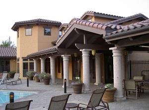 Tuscany Pines Clubhouse