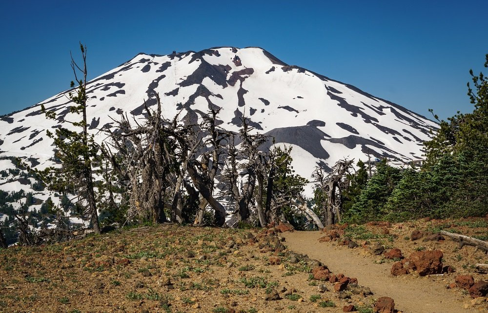 Tumalo Mountain Hike - Mt. Bachelor