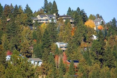 Awbrey Butte Homes in Bend