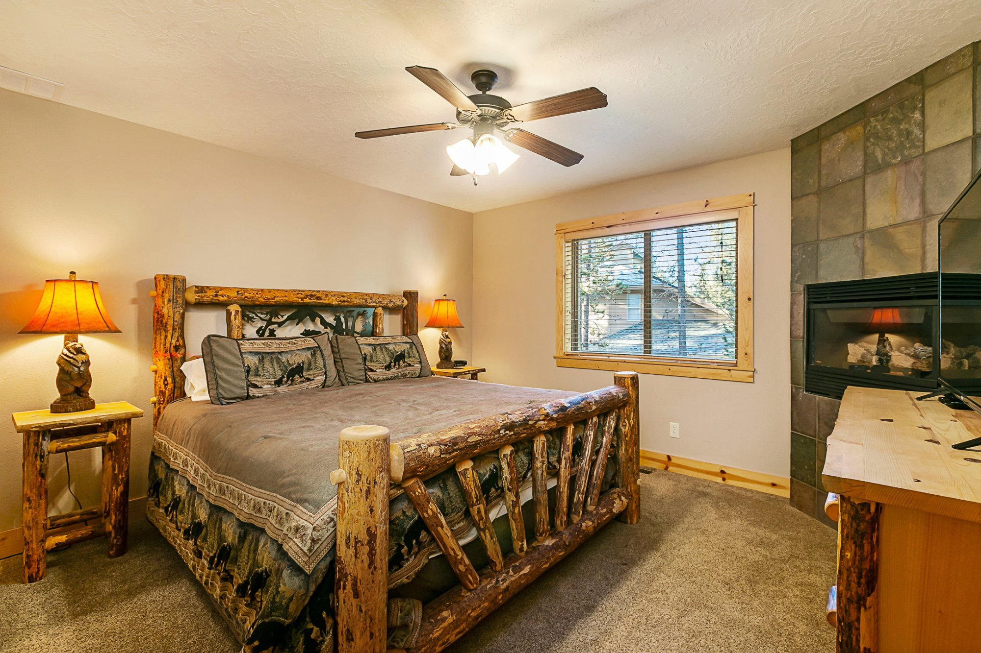 3 Big Sky Lane Bedroom